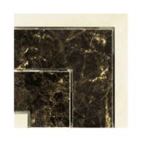 Декоративный элемент (Керамогранит) PERONDA MUSEUM OPALO-BACH-ONICE-ZAR Вставка E. ZAR-M/P