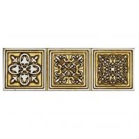 Керамический бордюр ENIGMA Бодюр Symbol Gold Cenefa (Aparici)