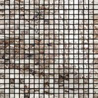 Декор HIROS Мозаика NERO (47*47ММ) Cerdomus