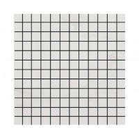 Керамическая мозаика IMARBLE Carrara Decor Mosaico 2,5x2,5 (Aparici)