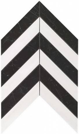 Chevron Warm Wall