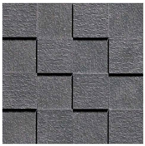 Gray Mosaico 3D