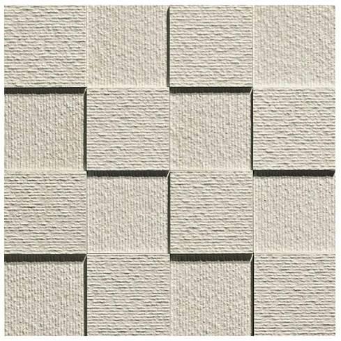 White Mosaico 3D