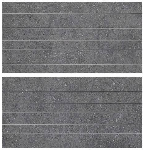 Gray Mosaico Linea Mix2 /Комплект из 2 плиток/