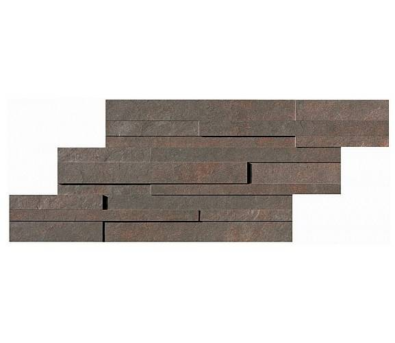 Forest Brown Brick 3D