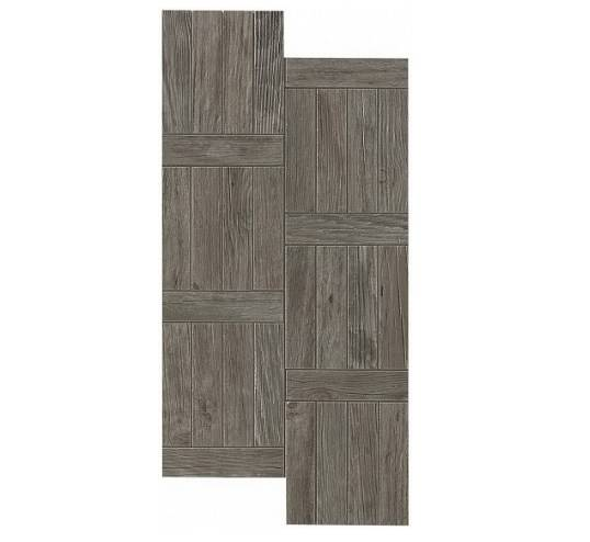 Напольная мозаика Grey Timber Treccia