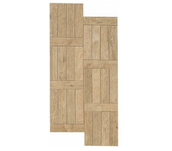Напольная мозаика Golden Oak Treccia