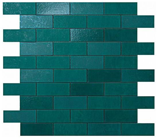 Petroleum Green Minibrick