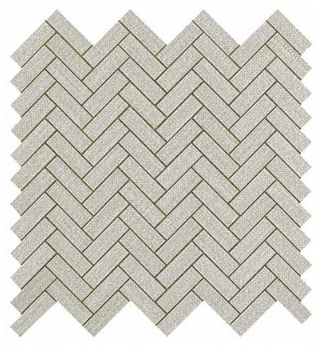 Pearl Herringbone Wall