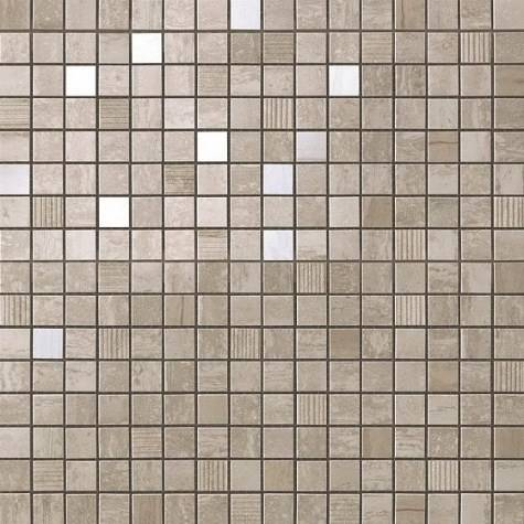 Travertino Silver Mosaic