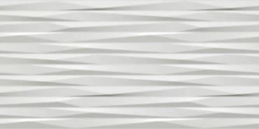 Настенная плитка 3D BLADE WHITE MATT Atlas Concorde