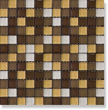 Мозаика DUNE SAB-309 ГЛЯНЦЕВАЯ (23,5Х23,5) Natural Mosaic (Китай)