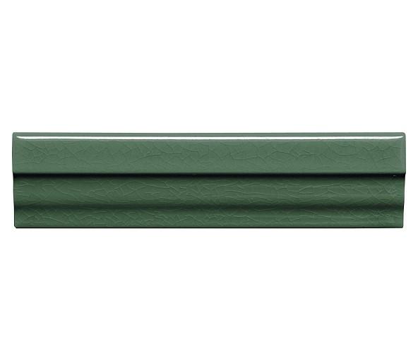 Бордюр ADEX MODERNISTA Cornisa Clasica C/C Verde Oscuro