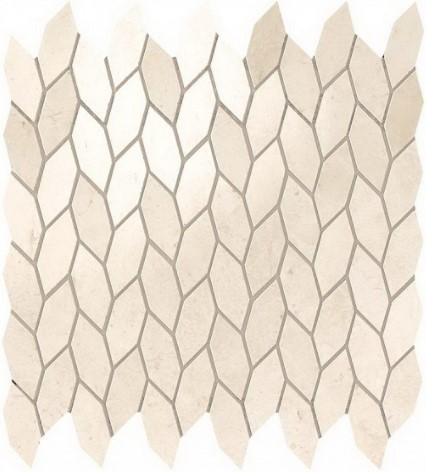 Керамогранитная мозаика Cream Prestige Twist 30.5x30.5 Atlas Concorde