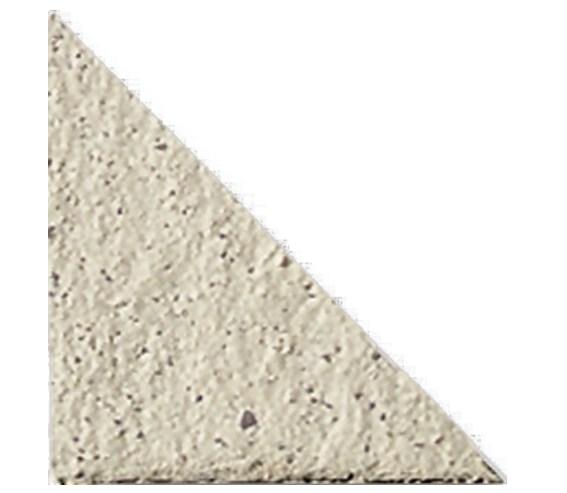 Керамогранит Спецэлемент Porfido Bianco Diagonale 10x10 Atlas Concorde