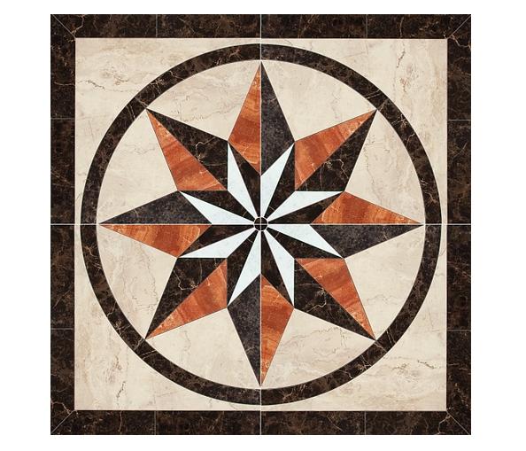Декоративный элемент (Керамогранит) PERONDA MUSEUM CHAPEL-ABBEY-DOM Панно ROS. COOPER-H/P