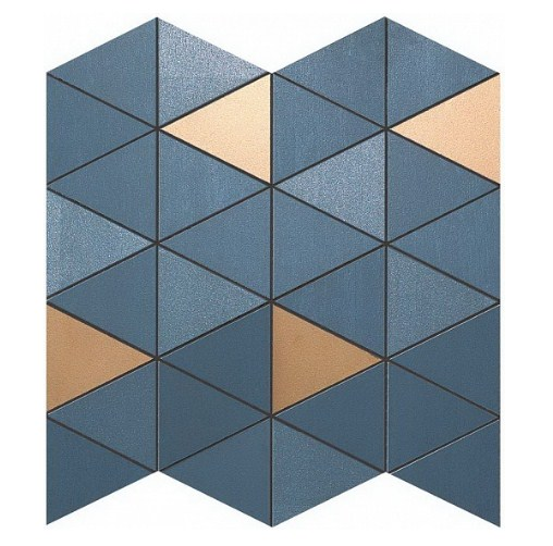 Керамогранитная мозаика Blue Mosaico Diamond 30.5x30.5 Atlas Concorde