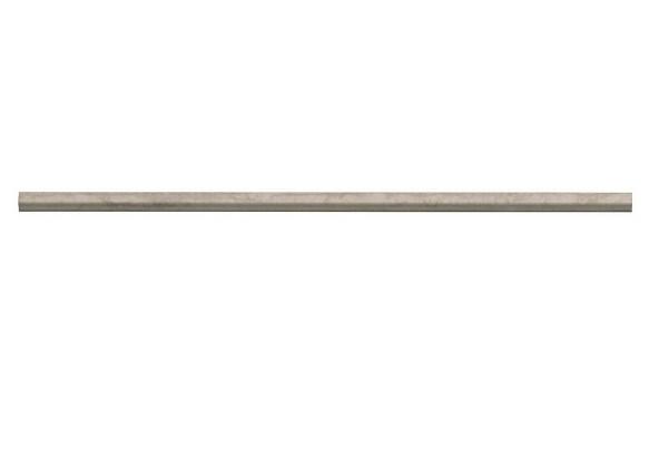 Керамическая плитка Внешний угол Travertino Silver Spigolo  Atlas Concorde