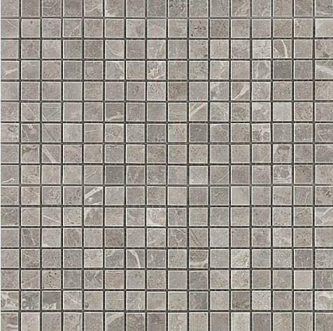 Керамогранитная мозаика Grey Fleury Mosaico Lappato Полуполированная 30x30 Atlas Concorde
