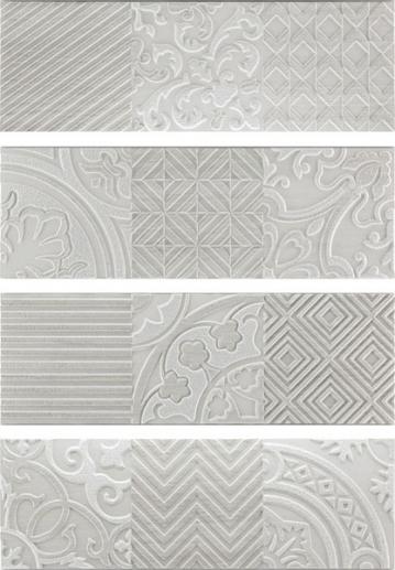 Панно COMP.2215 PERLA DIDO IV (Декор 4ПЛ) Porcelanite Dos