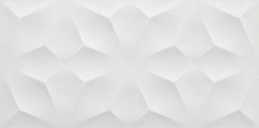 Настенная плитка 3D DIAMOND WHITE MATT Atlas Concorde