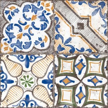 Декор MATERIA DECORO VIETRI MIX Novabell