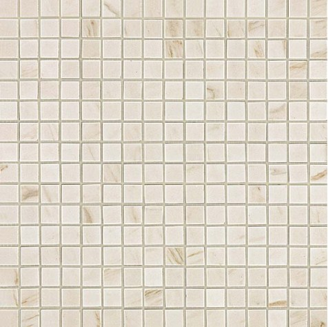 Керамогранитная мозаика Cremo Delicato Mosaico Lappato Полуполированная 30x30 Atlas Concorde