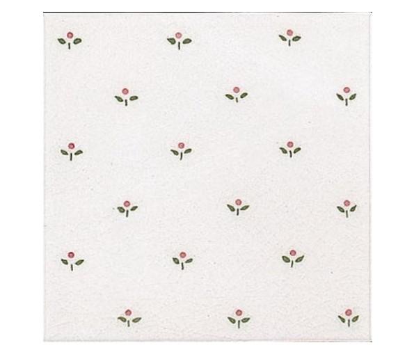 Керамическая плитка для стен ADEX MODERNISTA Decorado Mimosa PB Rosa C/C B