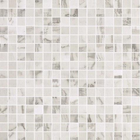 Керамогранитная мозаика Statuario Select Mosaico Lappato Полуполированная 30x30 Atlas Concorde
