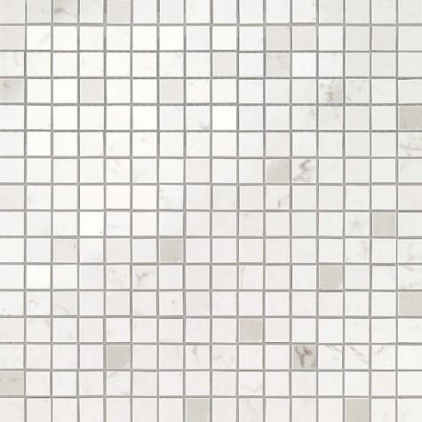 Керамогранитная мозаика Carrara Pure Mosaic Q 30.5x30.5 Atlas Concorde