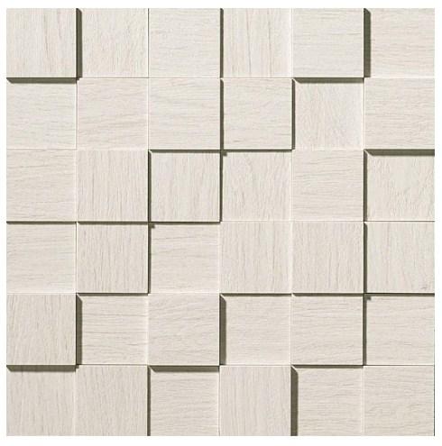 Керамогранитная мозаика Salt Mosaico Square 3D (Для стен)  Atlas Concorde