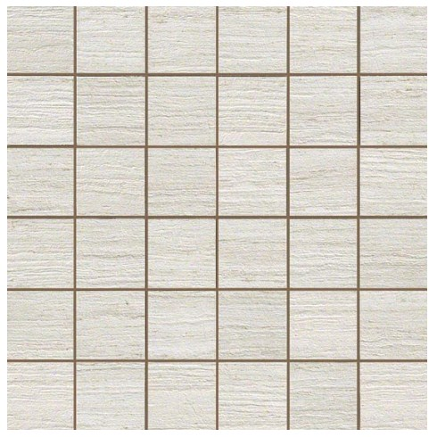 Керамогранитная мозаика Travertino White Mosaico Matt 30x30 Atlas Concorde