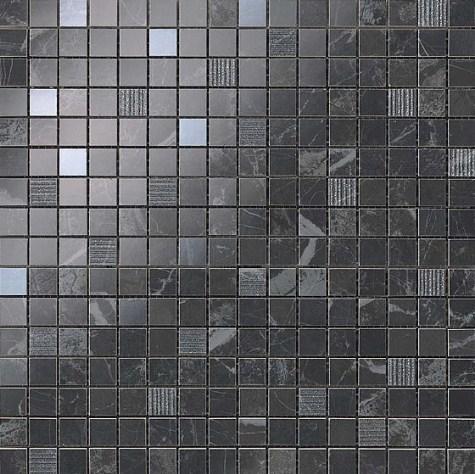 Керамогранитная мозаика Noir St. Laurent Mosaic 30.5x30.5 Atlas Concorde