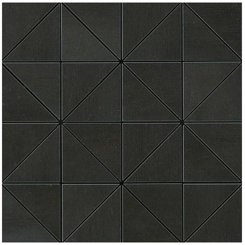 Керамогранитная мозаика Dark Mosaico Prisma 36x36 Atlas Concorde