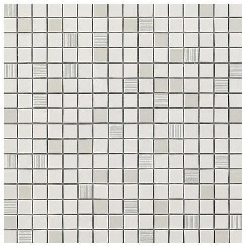 Керамогранитная мозаика White Mosaic 30.5x30.5 Atlas Concorde