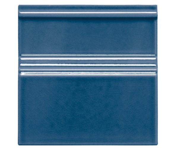 Специальные элементы ADEX MODERNISTA Плинтус Rodapie Clasico C/C Azul Oscuro