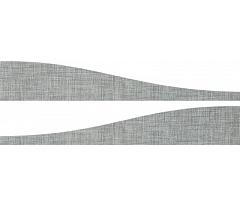 Керамогранитная мозаика Grey Listone Wave  Atlas Concorde