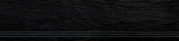 "СтупеньYS270257 черный ""ПОД СЛАНЕЦ"" СТРУКТУР.30Х120Х13,5+Подступенок 15Х120Х13.5 DongPeng (Китай)"