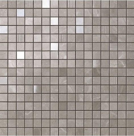 Керамогранитная мозаика Grey Fleury Mosaic 30.5x30.5 Atlas Concorde