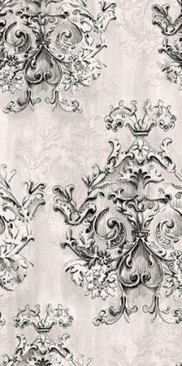 Декор CANVAS ARABESQUE COTTON RETT Ariana
