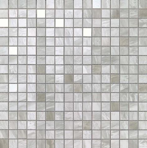 Керамогранитная мозаика Bardiglio Grey Mosaic Q 30.5x30.5 Atlas Concorde
