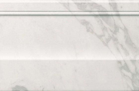 Керамическая плитка Плинтус Statuario Select Alzata  Atlas Concorde