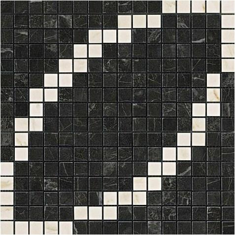 Керамогранитная мозаика Mosaico Circle Lappato 30x30 Atlas Concorde
