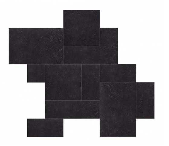 Керамогранит Black Multiformato 60x60 Atlas Concorde