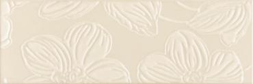 Декор DEC ANYA FLOWER CREAM Domino