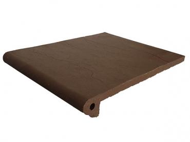 Фронтальная ступень NATURAL BROWN/коричневый КлинкерНАЯ Exagres