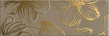 Декор DEC ANYA GOLD BROWN Domino