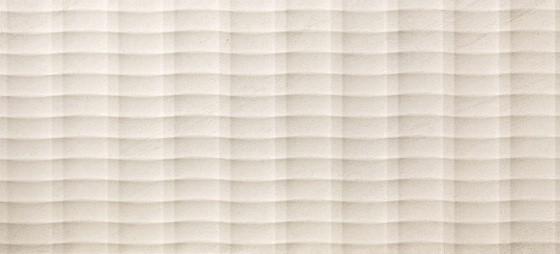 Керамическая плитка Plot Clauzetto White 50x110 Atlas Concorde