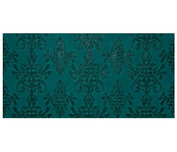 Керамическая плитка Petroleum Green Damask  Atlas Concorde
