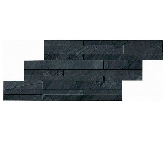 Керамогранит Ocean Black Brick 3D 30x60 Atlas Concorde